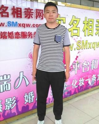张先生的实名相亲网个性照
