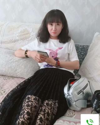 韩娟的实名相亲网个性照