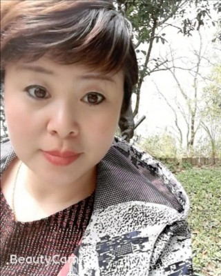 王萍的实名相亲网个性照